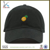Sombreros bordados promocionales de encargo de la gorra de béisbol del papá para los hombres