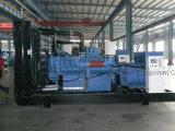 60Hz 704kw/880kVAの予備発電Mtuの水によって冷却される発電機