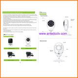 Moniteur sans fil de bébé de 2.5 Digitals de pouce avec la transmission et la détection sonores bi-directionnelles de la température