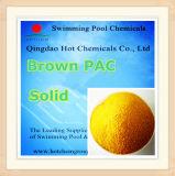 Cloreto 1327-41-9 de alumínio poli químico do floculante do tratamento da água do CAS PAC