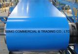 Verfte de Eerste Kwaliteit van de Prijs van de fabriek de Gegalvaniseerde Rol PPGI van het Staal vooraf