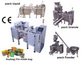Berufshersteller der Vor-Gebildeten Beutel-Verpackungsmaschinen