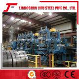 電流を通された鉄によって溶接される管機械