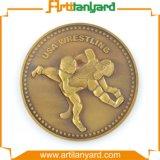 Moneda modificada para requisitos particulares del recuerdo del desafío del diseño