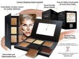Trucco crema Concealer delle estetiche di colore del kit 6 di profilo della crema di serie di profilo di Aesthetica