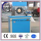 Hochdruckschlauch-Prahlerei-automatischer Draht-Ausschnitt-quetschverbindenmaschine