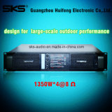 High Performance 4 kanalen Switching Power Amplifier