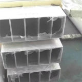 De uitgedreven Vierkante Buis 6063-T5, 6061-T6 van het Aluminium