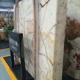 De beste Witte Tegel van de Plak van het Onyx Marmeren met Goede Kwaliteit