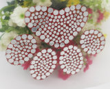 Karosserien-Schmucksache-Kristallaufkleber-Kristalldiamant-Hochzeits-Aufkleber (TS-541)