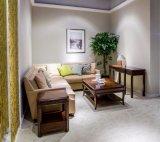 Premier sofa de vente moderne au détail, sofa faisant le coin