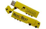 De promotie Vrachtwagen van de Aandrijving van de Flits van de Douane USB van Giften (hgd-U020)