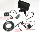 7 Auflösung LCD-Bildschirm-Monitor des Zoll-3chs hoher für LKWas 24V