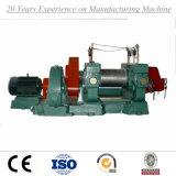 Máquina de borracha Xk-450 do moinho de mistura de dois rolos