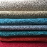 tissu tissé par 100%Polyester avec le support métallisé de comité technique (1506C)