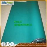 Hoja de goma industrial de la hoja del rodillo del NC del color de goma de goma ordinario de los productos