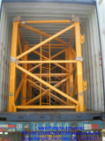 Gru a torre con il caricamento massimo 12 tonnellate
