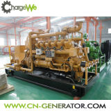 10kw-5MW 동세대 CHP 동세대를 위한 침묵하는 메탄 가스 Biogas 발전기