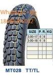 オートバイのタイヤまたはオートバイのタイヤ3.00-18hotの販売パターン