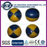 5cmロゴの印刷を用いる4つのパネルの製造業者のごまかす球