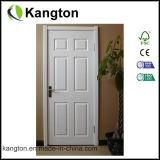 Porta moldada HDF econômica do interior (porta interior)