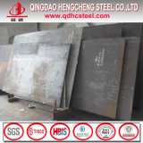 Plaque en acier laminée à chaud laminée Corten A / A588 / plaque d'acier résistant aux intempéries