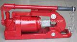 Cortador de acero hidráulico de la cuerda de alambre de la cortadora del cable