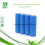 Li-Ion 2.2ah 18650 2200 Milliamperestunde Lithium-Ionbatterie für E-Fahrrad
