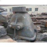 燃えがらの鍋、鋳鉄または鋼鉄燃えがらの鍋のスラグ鍋