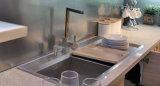 Moderne Melamin MDF-Küche-Möbel (zg-045)