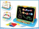 教育両面の学習のイーゼルのデッサンの一定の教育おもちゃ