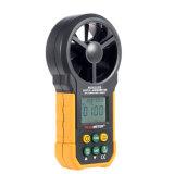 Peakmeter Ms6252b Digital Anemometer u. Feuchtigkeit u. Temperatur Hygrothermograph