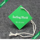 Modifiche stampate di caduta della carta patinata di modo per gli indumenti