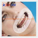 Retrattore di gomma sterile a gettare dentale della guancica apri della diga
