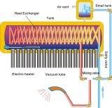 Tubo de vácuo aquecedor solar de água (Diyi-P01)