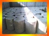 Couverture avec les laines de roche hexagonales galvanisées de compensation de Rockwool de fil