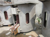 Fornace elettrica di induzione per media frequenza di 5 tonnellate