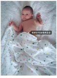 Baumwollgaze-waschbare Baby-Zudecke