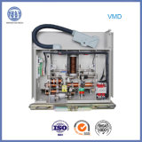 Corta-circuito del universal del vacío de la CA 50Hz 17.5kv- 2500A Vmd