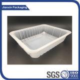 OEM van de fabriek het Milieuvriendelijke Duidelijke Beschikbare Plastic Dienblad van de Verpakking van het Voedsel (het dienblad van pp)