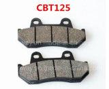 Cbt125のためのWw-5112オートバイディスクパッドブレーキ