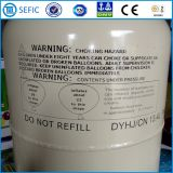 2014新しい低圧の使い捨て可能なヘリウムシリンダー(GFP-22)