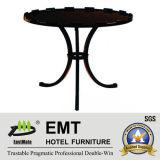 Table basse 2016 coudée ronde d'entremise de conception d'art (EMT-CT07)