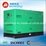 Diesel Genset de Cummins 160kw do gabinete