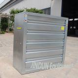 Тип установленный стеной аксиального потока охлаждающий вентилятор вентиляции для парников