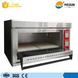 De dubbele Oven van de Pizza van het Gas van het Ontwerp voor het Gebruik van het Huis