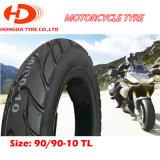 비스듬한 경트럭 타이어 타이어 4.00-10.90/90-10