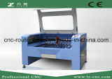Gravure de laser de non-métal et en métal et machine de découpage