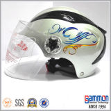 De populaire Modieuze Open Helm van het Gezicht voor de Fiets van de Motor (HF301)