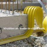 Tira de goma de la parada del agua del sello de la protuberancia para el material de construcción impermeable